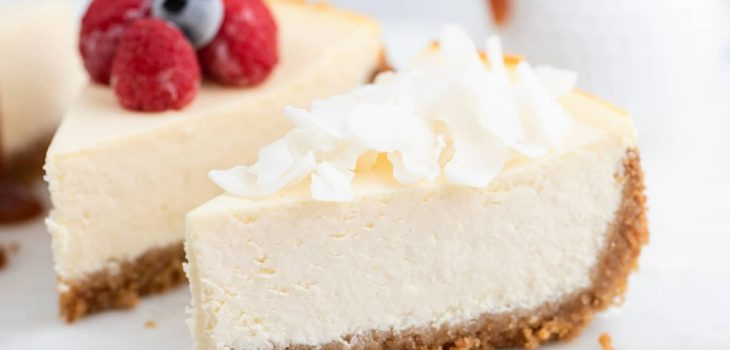 What is a French Style Cheesecake
